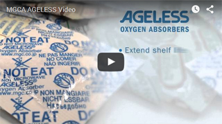 Oxygen Absorbers - AGELESS